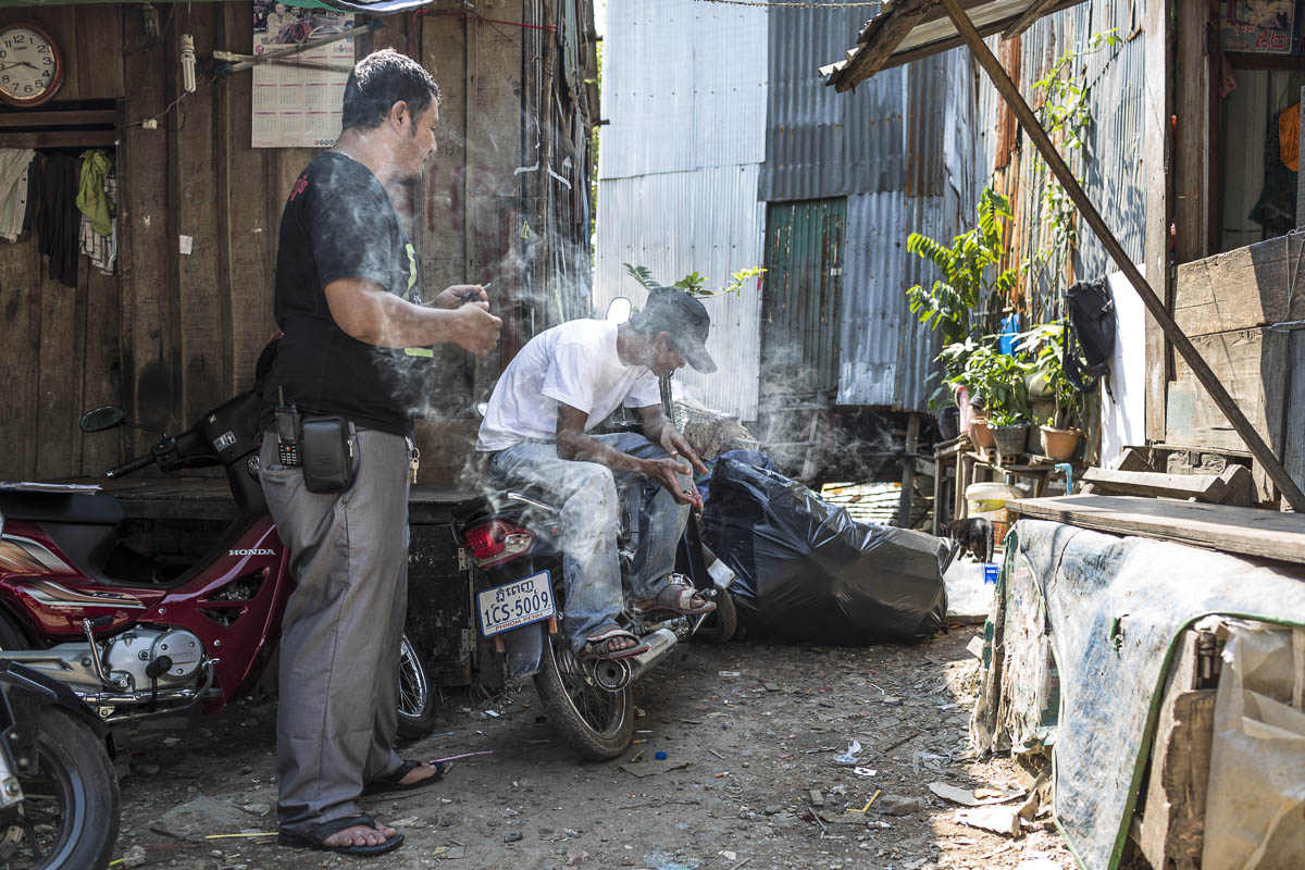 Cambodia's crackdown on drug users – Trouw Newspaper 10/2/2018