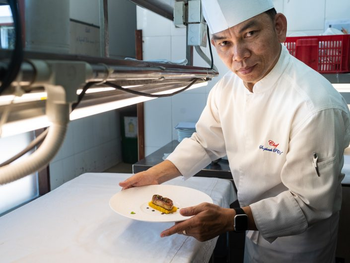"5 top Restaurants in Phnom Penh for Malaysia Airlines' ""Going Places Magazine"""