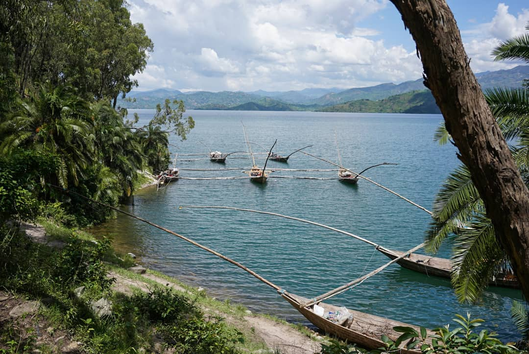 Rwanda Kibuye Lac Kivu